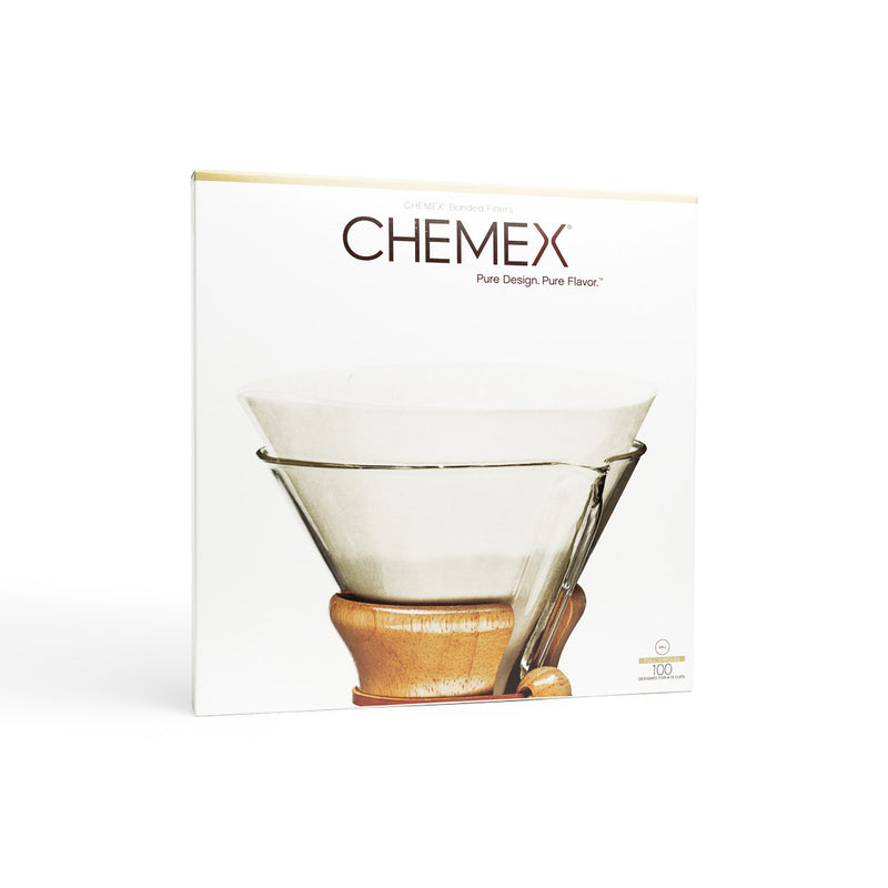 CHEMEX Unfolded Bonded Circle Filters (100 Pack)