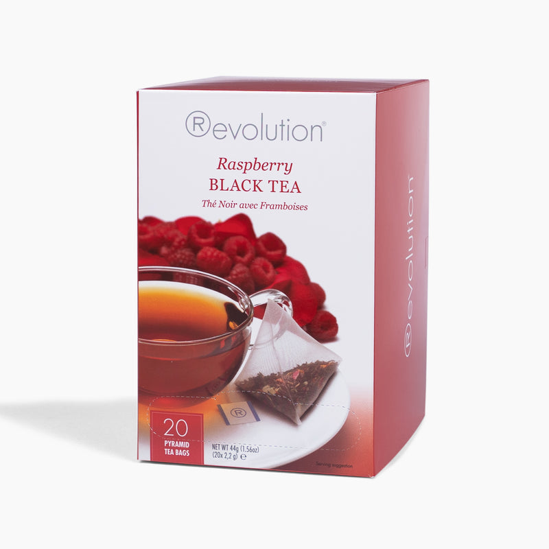 REVOLUTION Raspberry Black Tea
