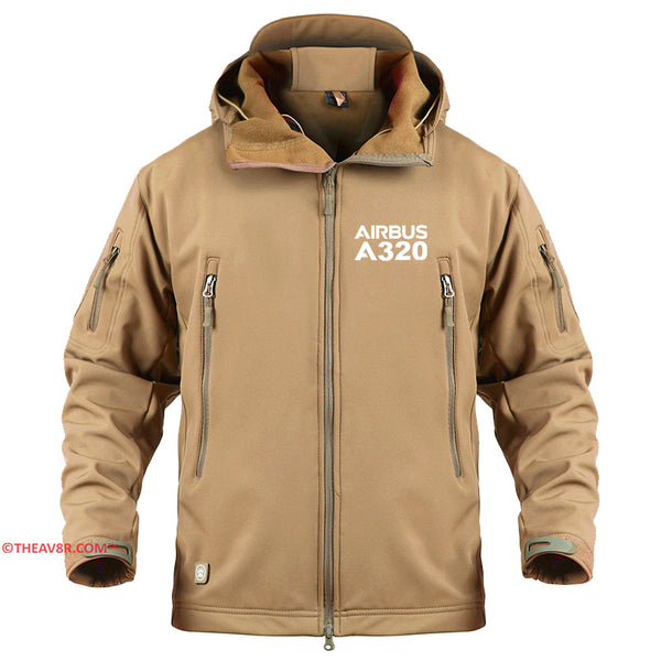AIRBUS A320 DESIGNED - MILITARY FLEECE