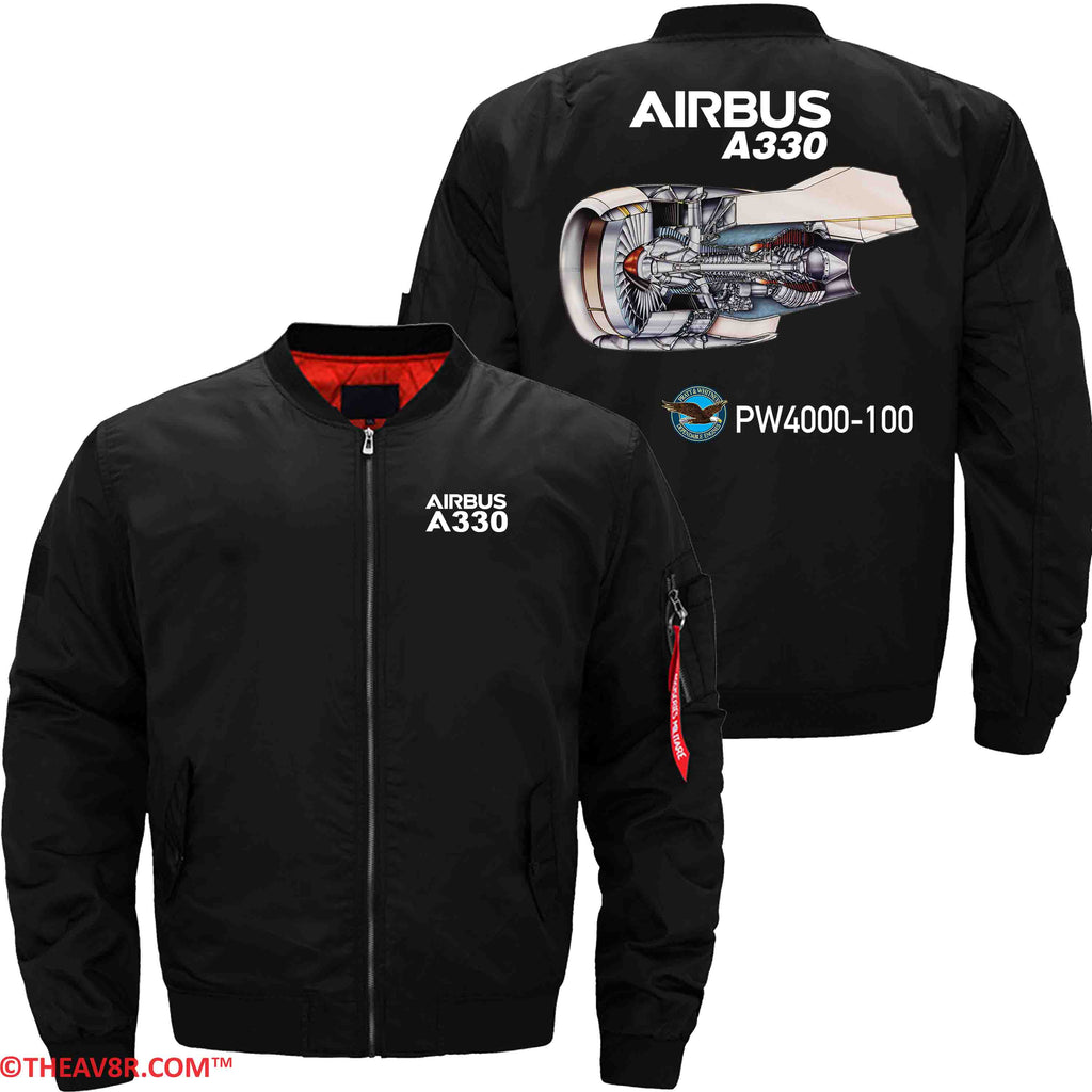 AIRBUS A330 PW4000-100 DESIGNED JACKET