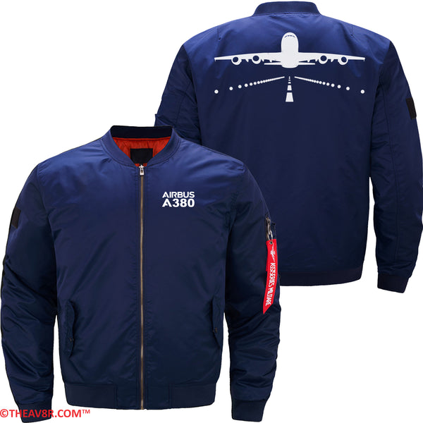 AIRBUS A380  DESIGNED JACKET
