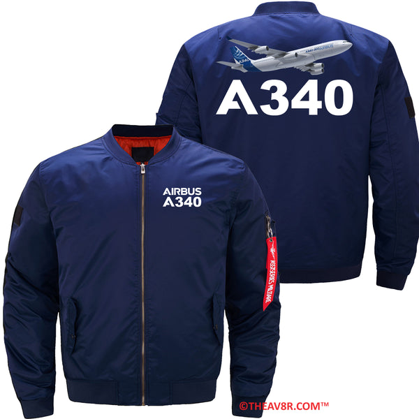 AIRBUS A340 DESIGN  JACKET
