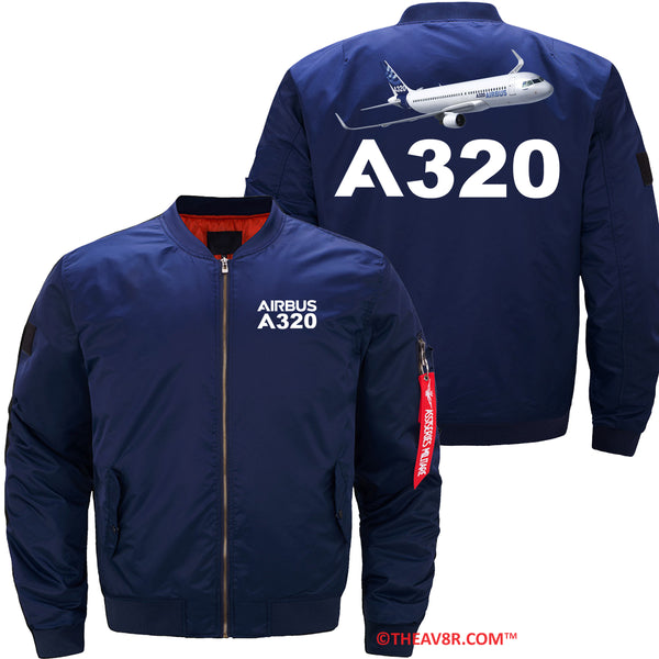 AIRBUS A320 DESIGNED   JACKET