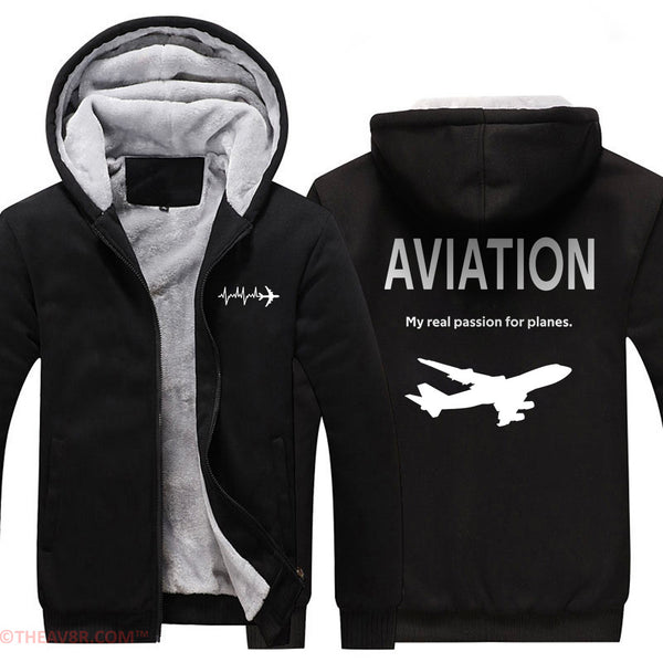 AVIATION DESIGNED HOODIE