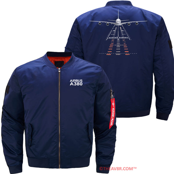 AIRBUS A380 RUNWAY LIGHT DESIGNED JACKET