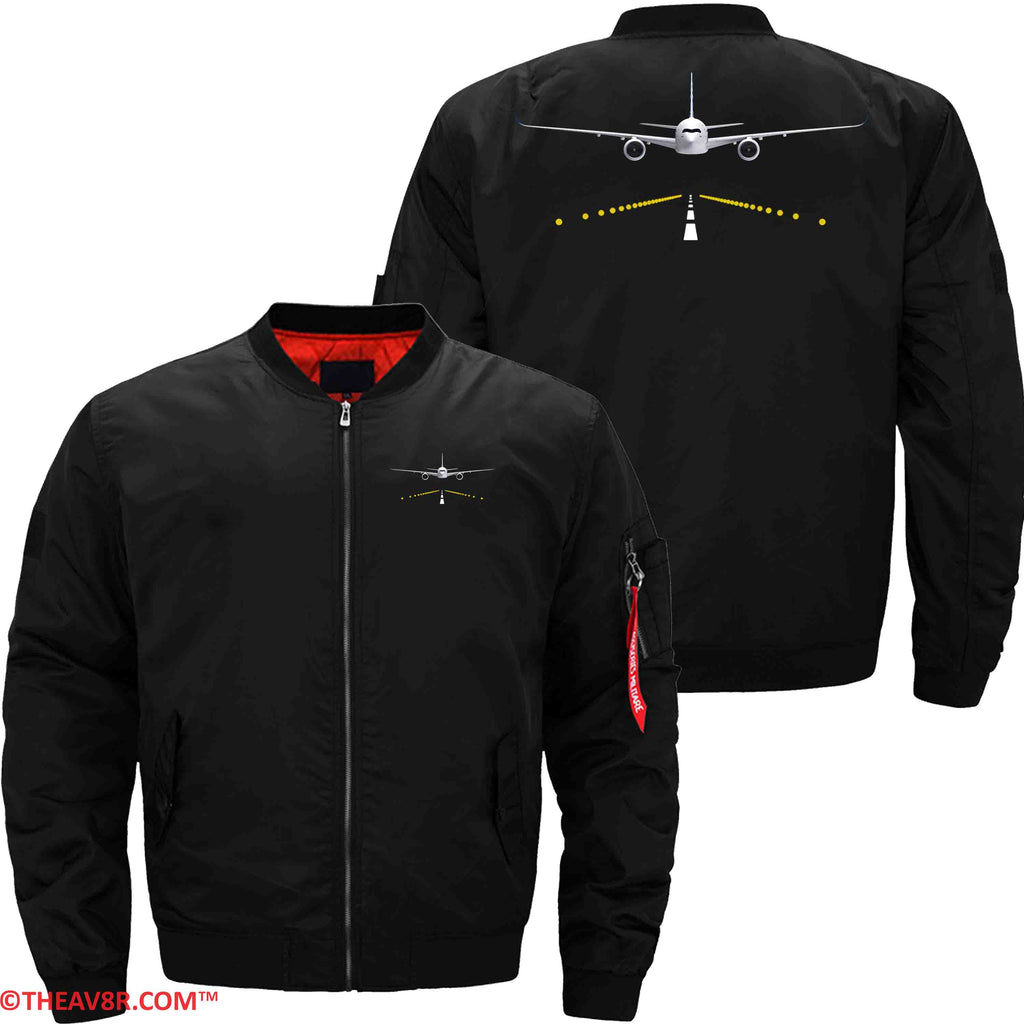 AIRBUS A350 DESIGNED MILITARY FLEECE