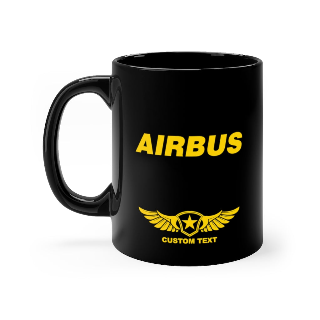 AIRBUS CUSTOM TEXT