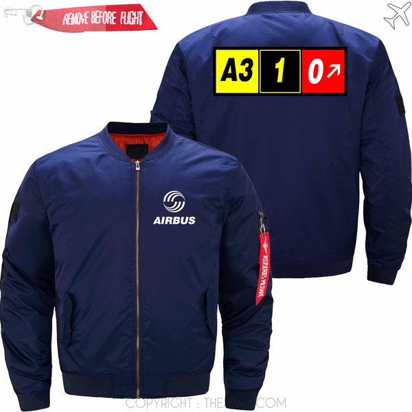 MA1 Jacket AIRBUS A310