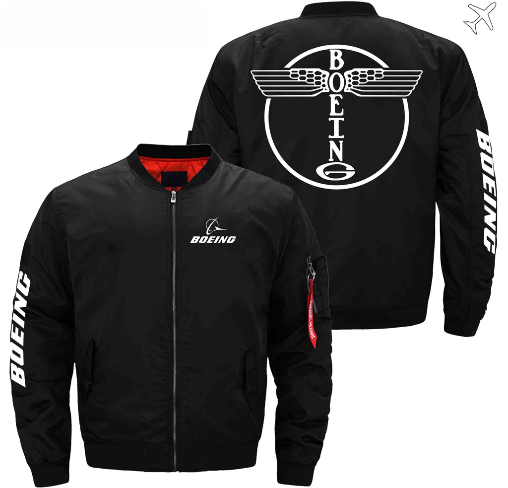 MA1 Jacket Black thin / S (US-XXS) Boeing Old Lolo