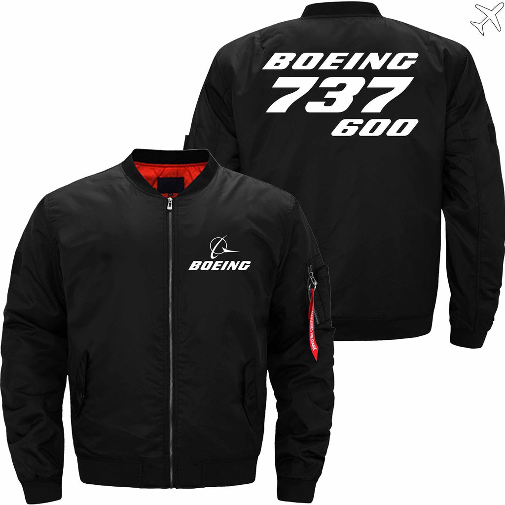 MA1 Jacket Black thin / XS B 737-600