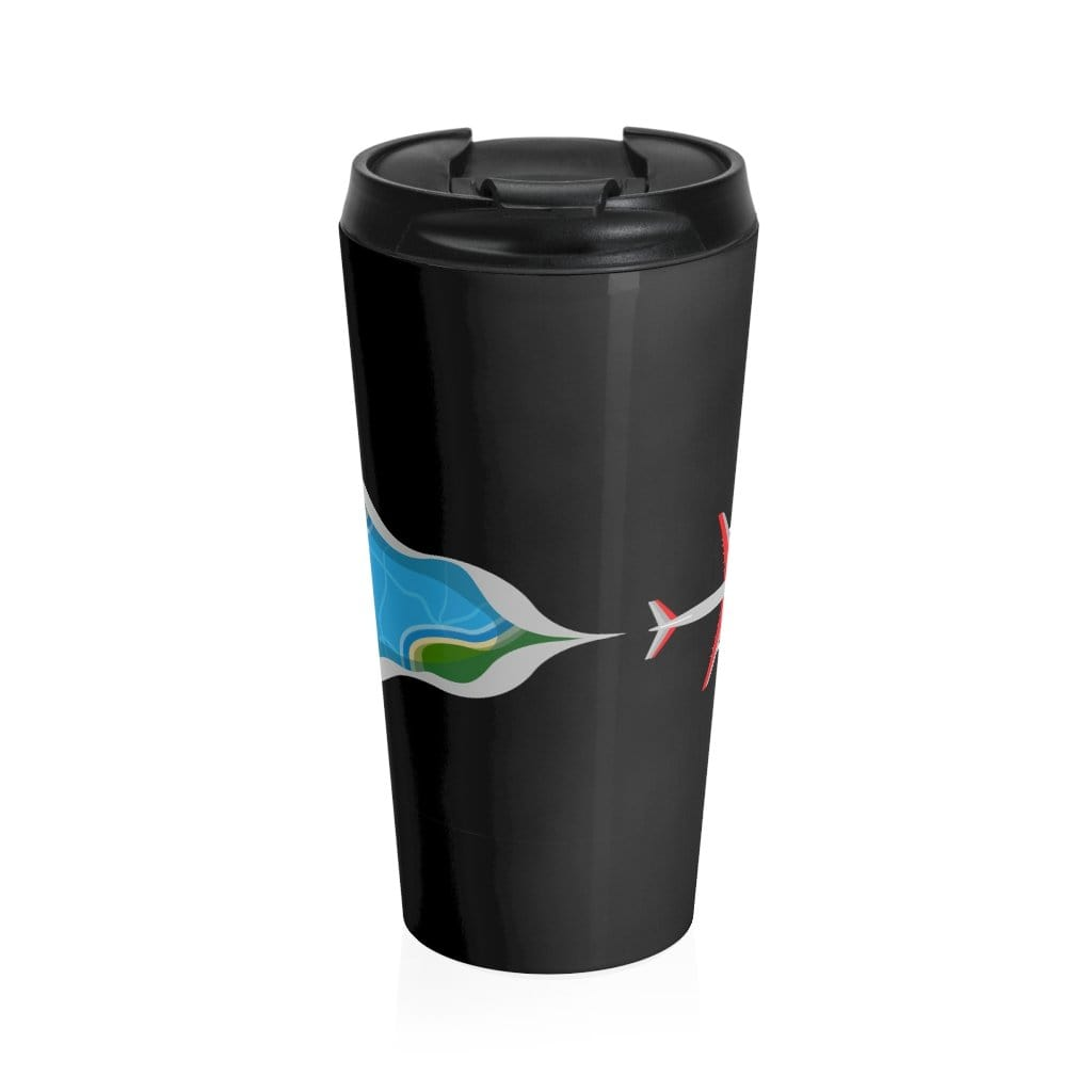 Printify Mug Travel Mug AIRPLANE   MUG