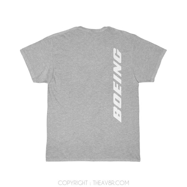 Airplane T-Shirt Athletic Heather / S Boeing