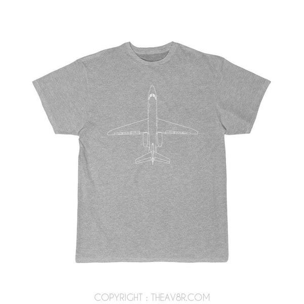 Airplane T-Shirt Athletic Heather / S Cessna