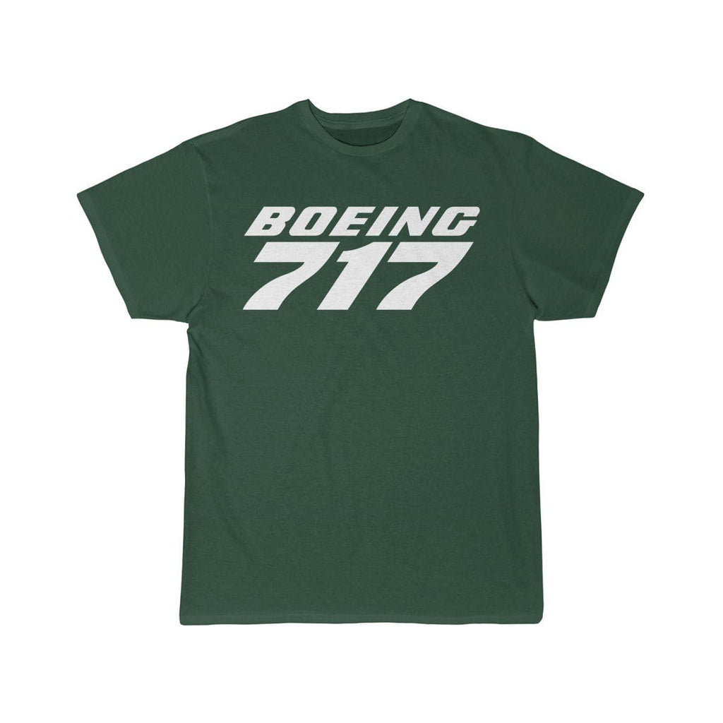 Airplane T-Shirt Forest / L Boeing B717 T-shirts