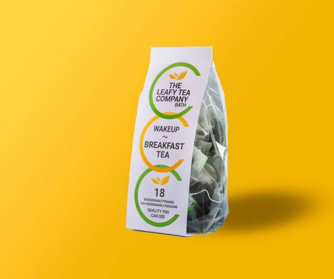 Breakfast tea Compostable plastic free tea bags