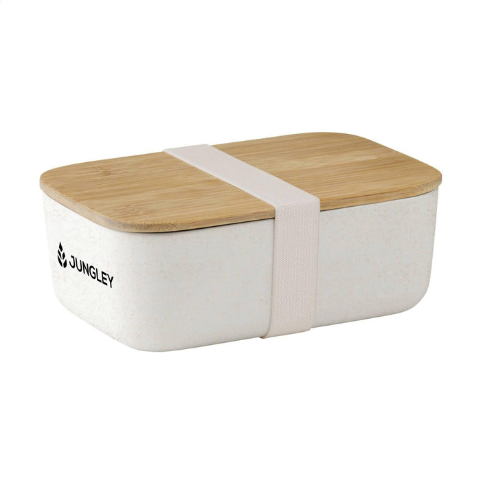 Recycled Bamboo Lunch Box - Just Think Eco