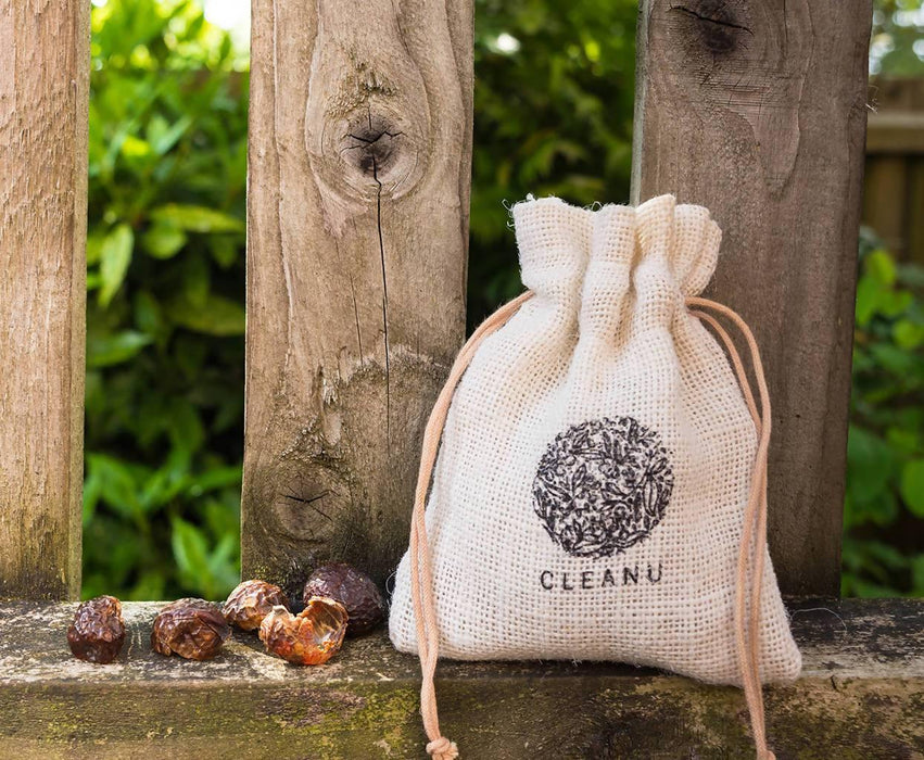 Loose Soapnuts Laundry Shells | Clean U Skincare - Just Think Eco