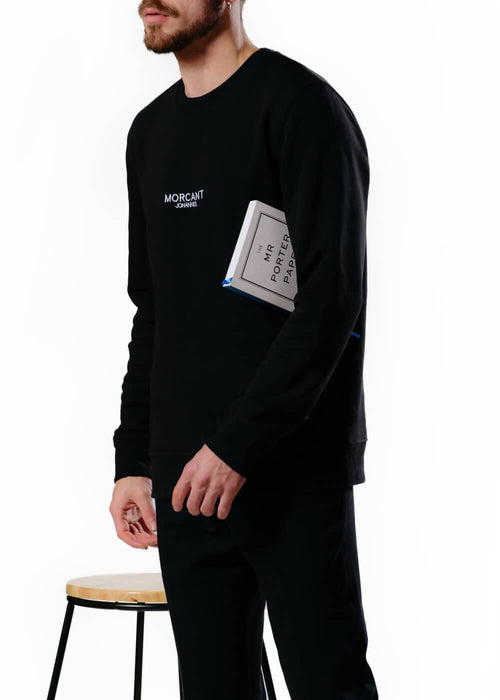 Organic Sweater - Black
