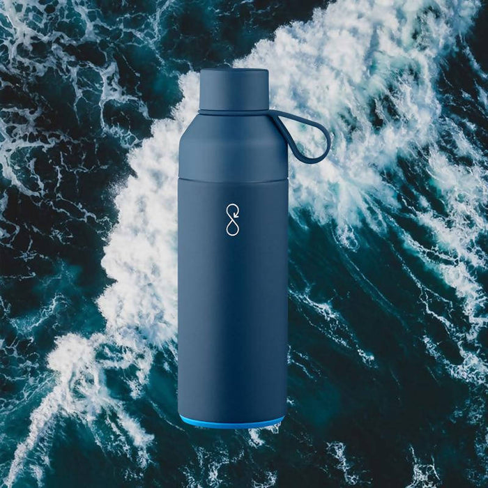 Ocean Bottle - Ocean Blue | Award Winning Insulated Bottle