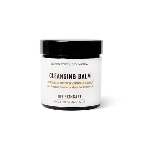 Cleansing Balm With Baobab Powder & Sea-Buckthorn Oil | 50g | DEI Skincare - Just Think Eco