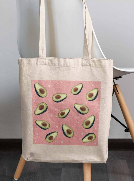 Lil' Guac Woven Sustainable Tote Bag | Boki