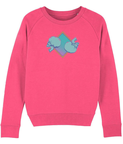 Cosmic Fangs Women 'Portal' Sustainable Sweatshirt - Just Think Eco