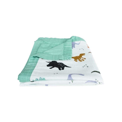 4 Layer Kids Blankets | Eco friendly Bamboo & Cotton Kids Blankets - Just Think Eco