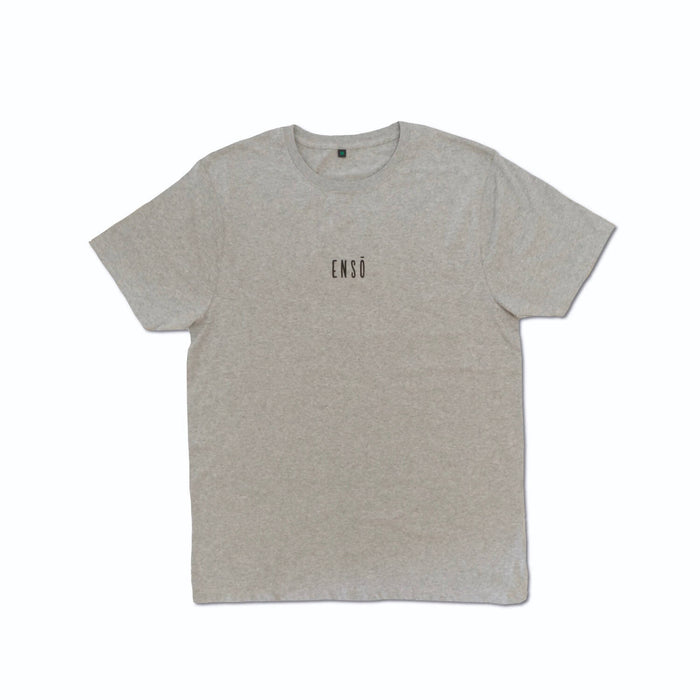 The Signature Tee - Heather | 100% Organic T Shirt