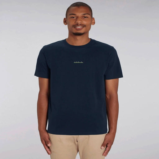 INDIA | FLAGLINE™ | MEN'S T-SHIRT | GOOD TRIP CLOTHING. - Just Think Eco