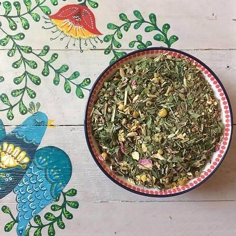 Smooth Sloth Hemp-Sleep & Relaxation Tea