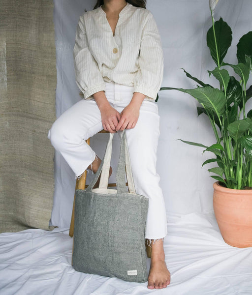 Eco-friendly Hemp Tote Bag - Just Think Eco