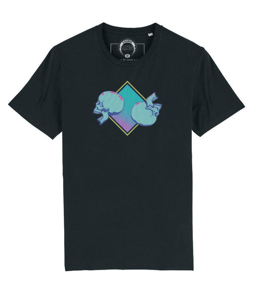 Cosmic Fangs Unisex 'Portal' Sustainable T-shirt - Just Think Eco