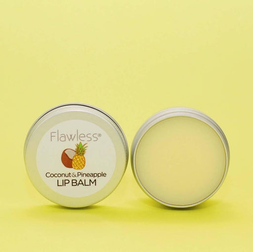 Nourishing Lip Balm - Coconut and Pineapple | Flawless - Just Think Eco
