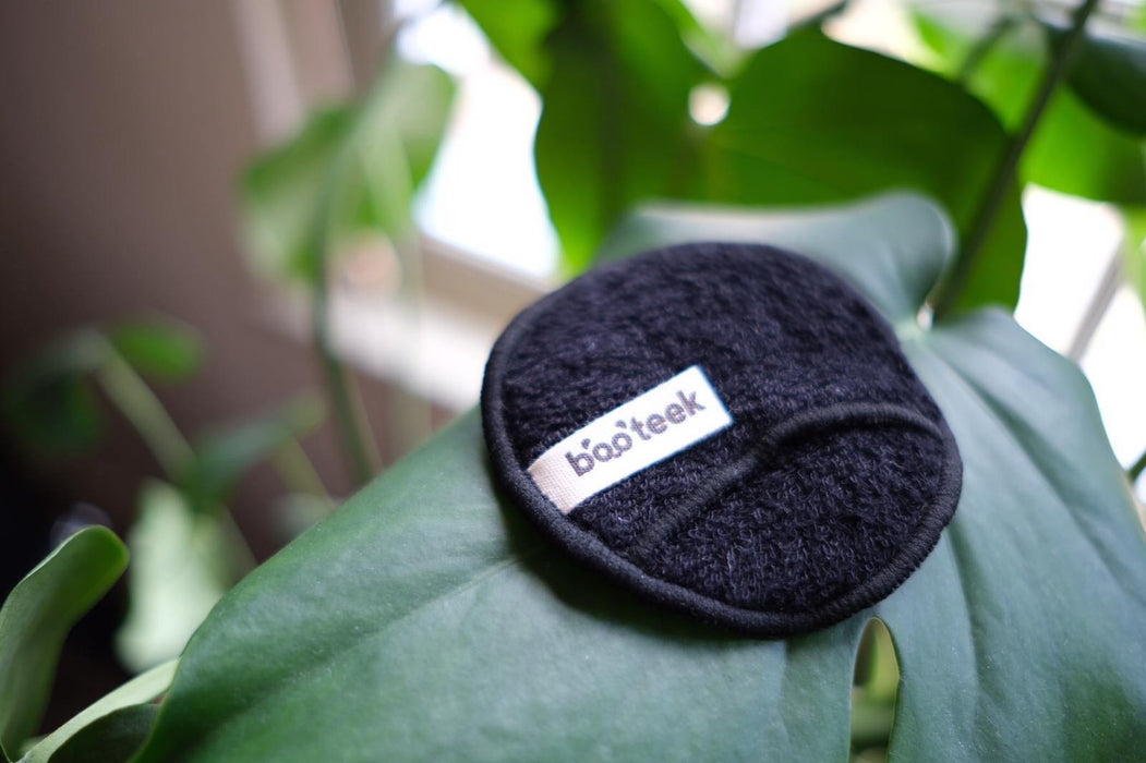Bamboo & Cotton Reusable booteek Makeup Pads