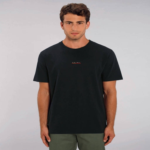 CHINA | FLAGLINE™ | MEN'S T-SHIRT | GOOD TRIP CLOTHING. - Just Think Eco