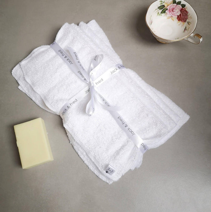 Bamboo Face Cloths/Hand Towels