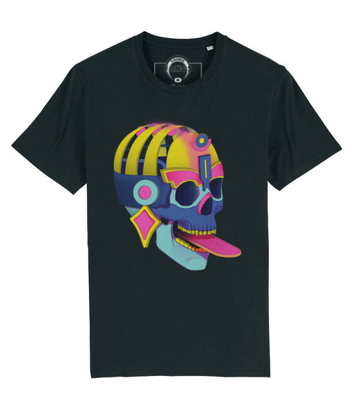 Cosmic Fangs Unisex 'Death' Sustainable T-shirt - Just Think Eco
