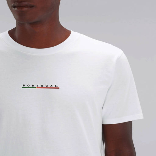 PORTUGAL | FLAGLINE™ | MEN'S T-SHIRT | GOOD TRIP CLOTHING. - Just Think Eco