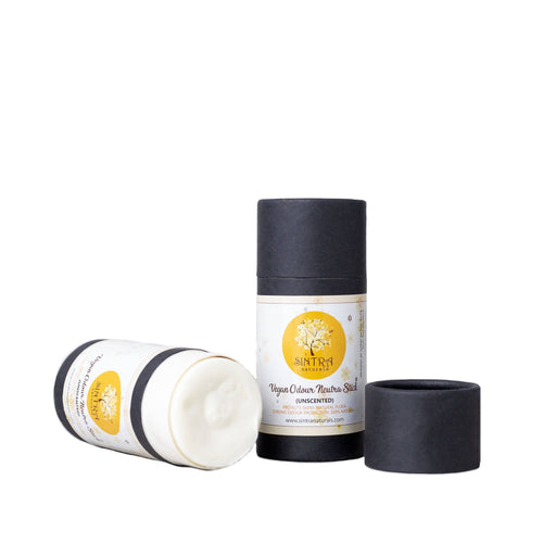 Vegan Deodorant Stick (Unscented) | Sintra Naturals - Just Think Eco