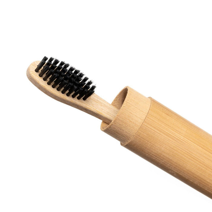 Bamboo Toothbrush Case - Adult