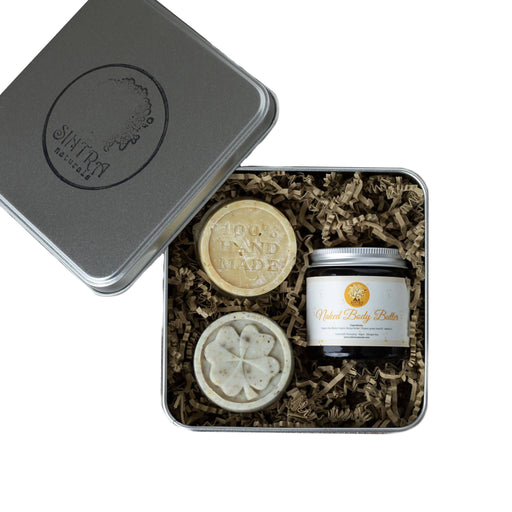 Zero Waste Vegan Skin care Gift Set - Just Think Eco