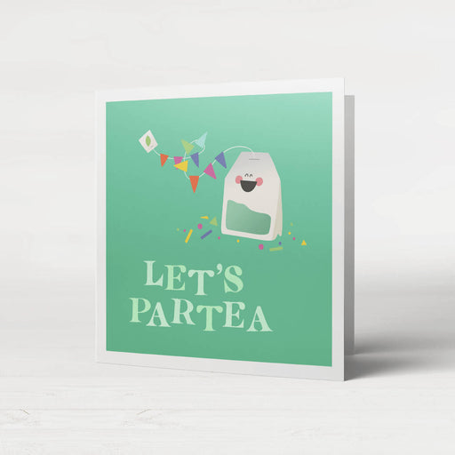 Fruta Partea time Birthday card - Just Think Eco