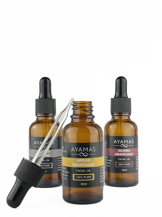 Marula Almond Natural Vegan Facial Oil | Ayamas