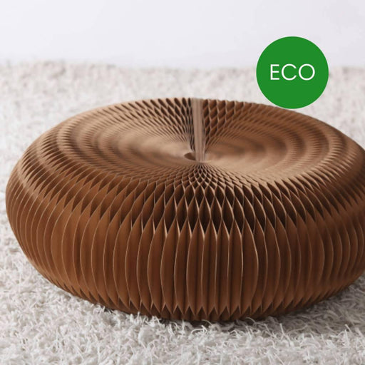 Paper Foot Stool - Recycled | Paper Lounge - Just Think Eco