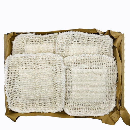 4 Pack of Hemp dish pads - Just Think Eco