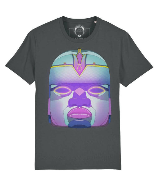Cosmic Fangs Unisex 'Colossal Head' Sustainable T-shirt - Just Think Eco