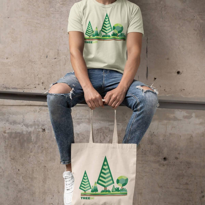 Tree Bag, Every Tote Bag Plants A Tree