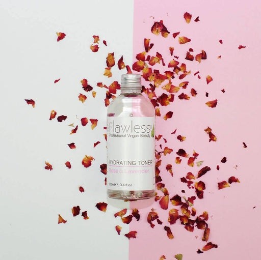 Hydrating Toner Rose and Lavender | Flawless - Just Think Eco