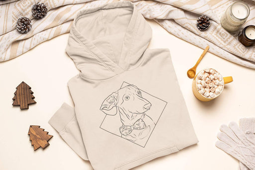Premium Unisex Sustainable Hoodie | Bow Tie Boy | Boki - Just Think Eco