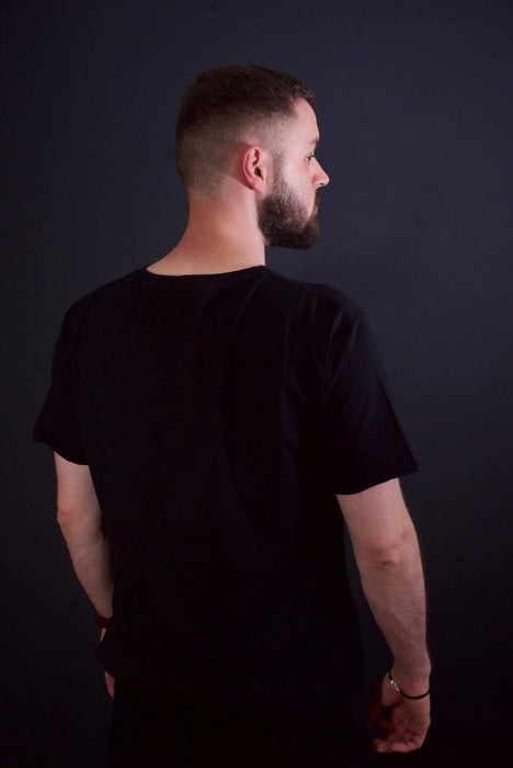 The Signature Tee - Black | 100% Organic T Shirt